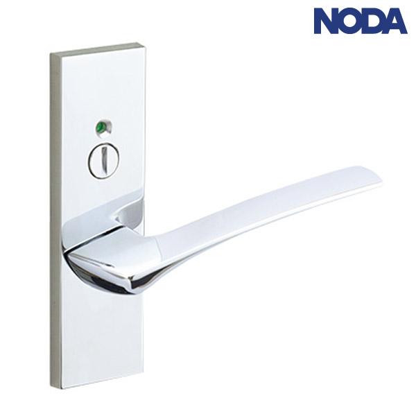 NODA(ノダ) ビノイエ レバーハンドル [鏡面シルバー/表示錠]【MP-D1612KS】