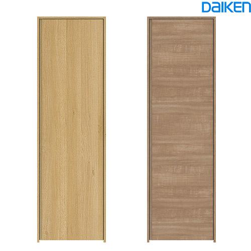 DAIKEN(大建工業) ハピア クローク収納収納開き戸 ハンドルレス 622幅固定枠・三方枠・2000/2300高クロゼットドア(クローゼット扉)