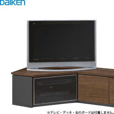 DAIKEN/大建工業 MiSEL(ミセル) TVボードコーナータイプ(棚板あり) FLR53B(H/P)-71□□6■1段723幅