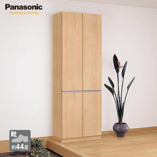 Panasonic ベリティス 玄関収納 コンポリア 800幅 トールプラン 据え置きタイプ ライン取手