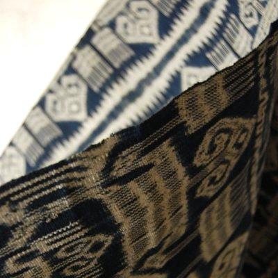 インドネシアの絣織 ティモール島のスカーフ タペストリー 飾り布 【アジアン】【プレゼント】【YDKG-f】【エスニック】【コットン】【インテリア】【送料無料!】