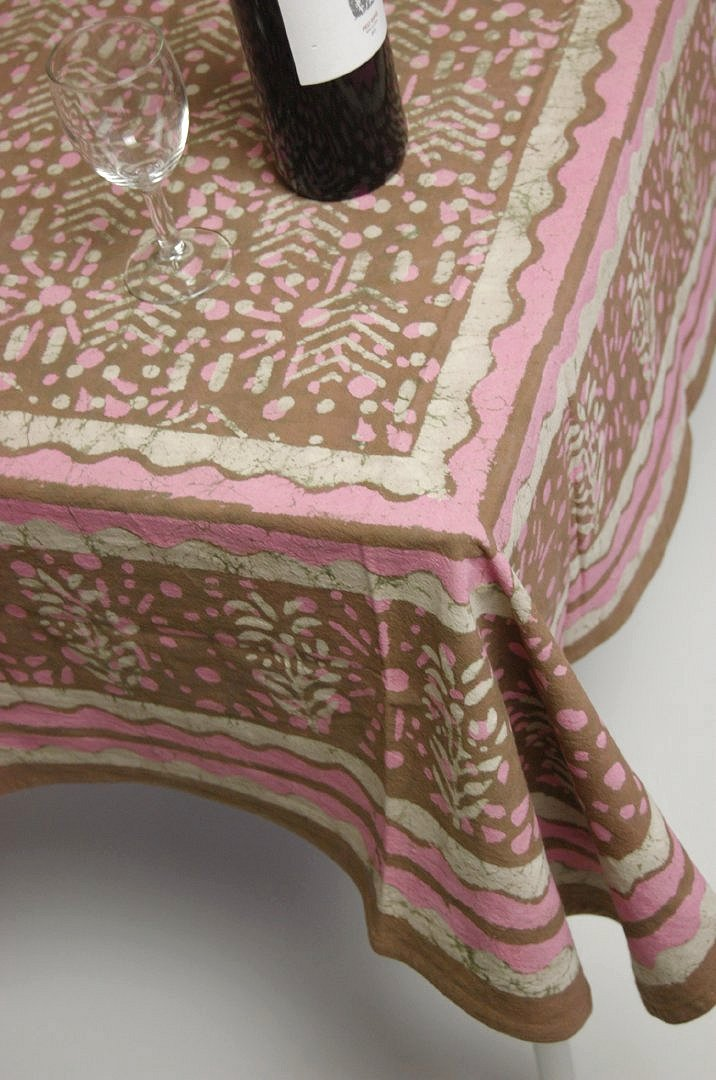 Tablecloths Made In India Table Designs