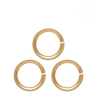 売り出し 基礎金具 人気の製品 丸カン 0.5×4mm J 約5グラム入 ゴールド 国内メッキ 約300個程度