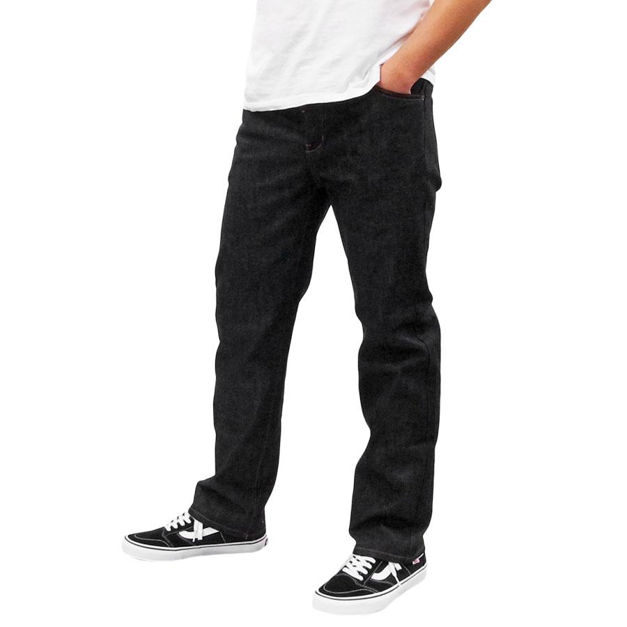 ALTAMONT オルタモント A/989 STRAIGHT DENIM PANT [INDGO](アルタモント メンズ スケートボード スケート デニムパンツ ジーンズ Gパン 生デニム ジップフライ SB ストレート インディゴ ) 【送料無料】