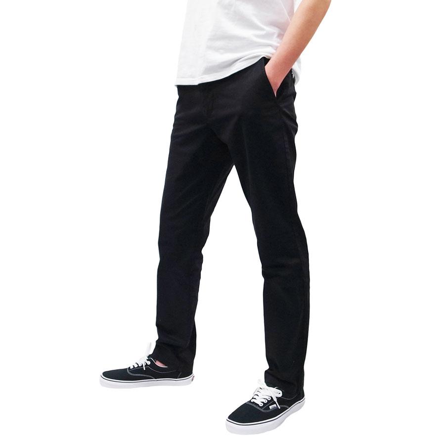 OH×DAWN オードーン DAWN CHINO PANT [DEEP BLACK](メンズ チノパンツ ジップアップ サーフ サーフィン シンプル スケート )【送料無料】