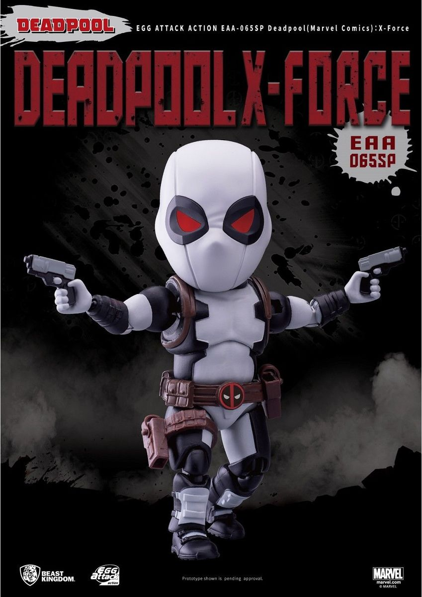 EGG ATTACK ACTION DEADPOOL EAA-065SP (MARVEL COMICS) X-FORCE 6