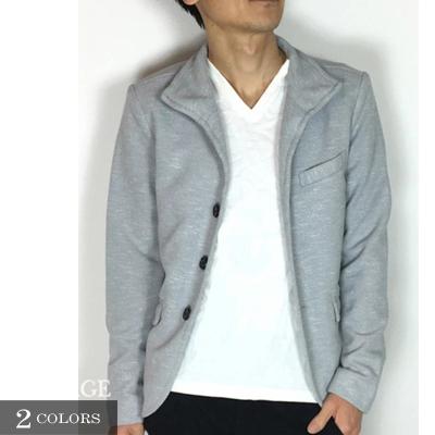 イタリアンカラーテーラードジャケット【OUT AGE】