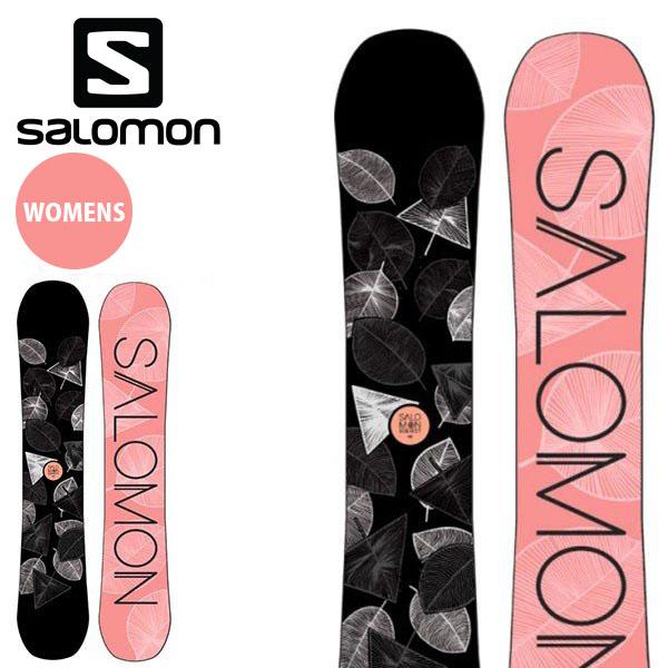 送料無料 SALOMON サロモン 板 スノー ボード SUBJECT WOMEN サブジェクト ウィメン レディース スノーボード スノボ スノー 婦人用