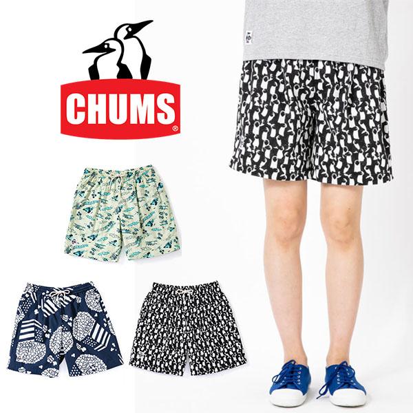 送料無料 ハーフパンツ CHUMS チャムス メンズ Chumloha Shorts チャムロハショーツ ショートパンツ クライミングパンツ ショーツ ハイブリットパンツ アウトドア 野外フェス キャンプ CH03-1181 2020春夏新作