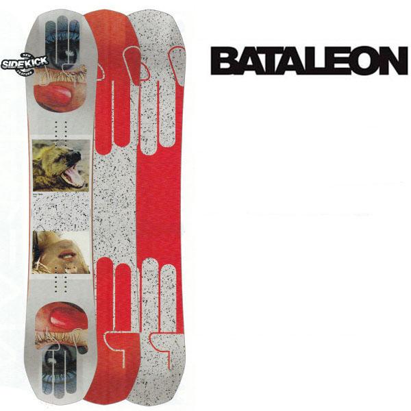 送料無料 スノー ボード 板 BATALEON バタレオン Evil Twin メンズ スノーボード スノボ 紳士用 3Dキャンバー パーク PARK 157 得割30