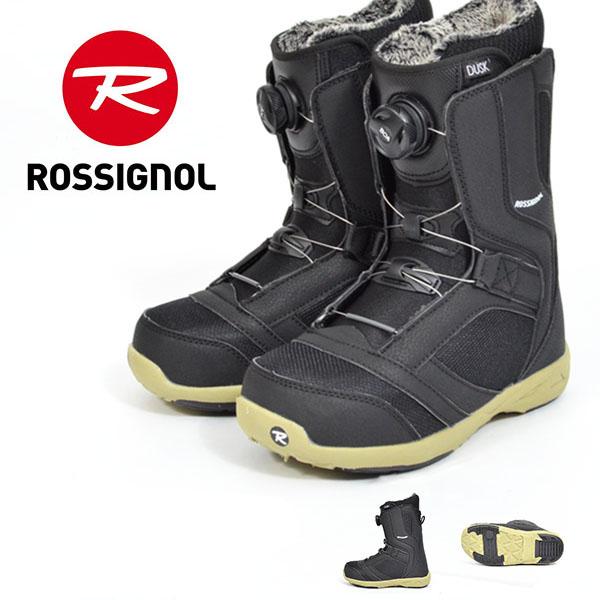 送料無料 ROSSIGNOL ロシニョール スノーボード ブーツ スノボ DUSK BOA ボア RFH00J4 レディース ブーツ 正規代理店品 45%off