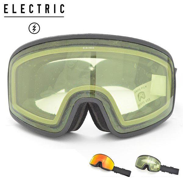 送料無料 スノーゴーグル ELECTRIC エレクトリック ELECTROLITE エレクトロライト アジアンフィット 日本正規品 メンズ レディース ユニセックス スノボ スノー ボード 平面レンズ 得割25