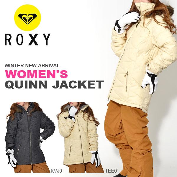 送料無料 スノーボードウェア ROXY ロキシー レディース ジャケット QUINN JACKET スノーボード スノボ スキー スノー ウェア 30%off