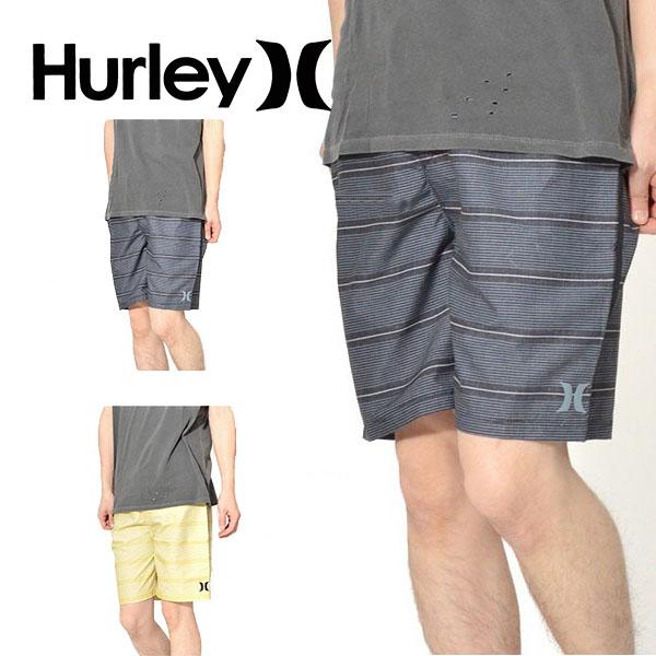 Hurley ハーレー メンズ ボードパンツ サーフトランクス サーフショーツ 半額 50%off サーフパンツ HURLEY ハーレー メンズ 水着 SHORESIDE BDST 19 ロゴ ボードショーツ 海水パンツ 海パン トランクス サーフ サーフィン ボディボード プール 海水浴 野外フェス