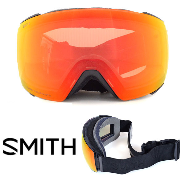 送料無料 スノーゴーグル SMITH OPTICS スミス I/O MAG アイオーマグ クロマポップ 調光 レンズ スノボ スノーボード スキー スノー ゴーグル ギア 日本正規品 io mag スペアレンズ ボーナスレンズ 20%off