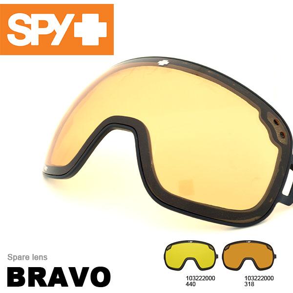 送料無料 スノーボード ゴーグル BRAVO スペアレンズ SPY スパイ メンズ レディース HAPPY LENSES ブラボー スノーゴーグル スノボ スペア レンズ 日本正規品 得割10