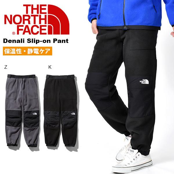 最終セール 25%off 送料無料 フリース パンツ THE NORTH FACE ザ・ノースフェイス Denali Slip-on Pant デナリ スリップオン パンツ メンズ nb81956 アウトドア 保温
