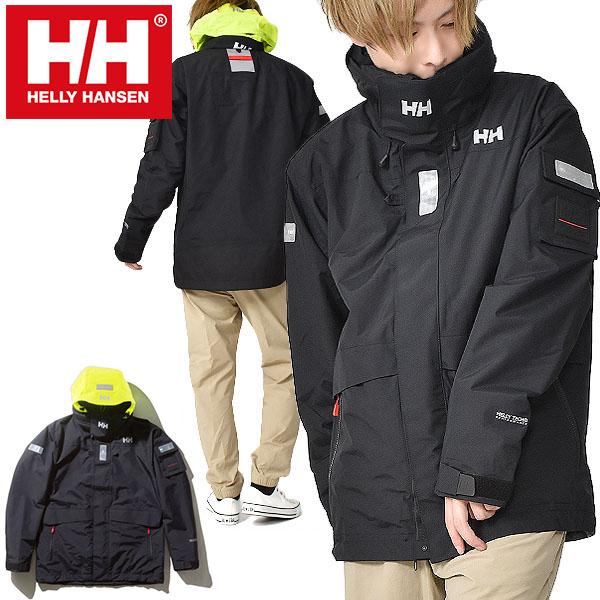 送料無料 防水 ナイロン ジャケット HELLY HANSEN ヘリーハンセン Ocean Frey Jacket オーシャン フレイ ジャケット メンズ CORDURA hh11990