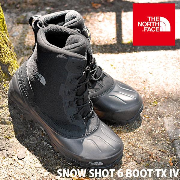 送料無料 ザ・ノースフェイス THE NORTH FACE メンズ レディース Snow Shot 6 Boot TX 5 スノーショット6 ブーツ テキスタイル5 ショートブーツ ウインターブーツ スノーブーツ スノトレ 防水 シューズ 靴 nf51960 ザ ノースフェイス