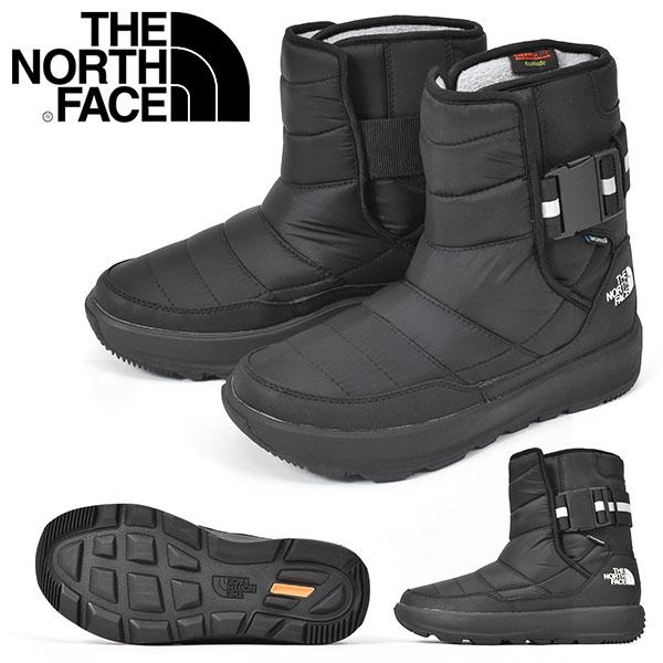 送料無料 バックル ウィンター ブーツ ザ・ノースフェイス THE NORTH FACE Apres Pull-On2 アプレプルオン2 ブラック メンズ レディース アウトドア スノー シューズ スノトレ 靴 ザ ノースフェイス nf51982