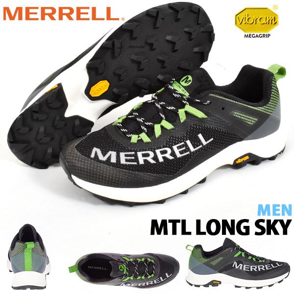 送料無料 アウトドアシューズ MERRELL メレル MTL LONG SKY エムティーエル ロング スカイ メンズ 2020春夏新作 m066299 ビブラムソール キャンプ