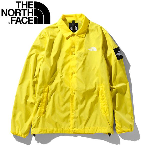 お1人様1点限り 送料無料 コーチジャケット THE NORTH FACE ザ・ノースフェイス The Coach Jacket メンズ スクエアロゴ ナイロンジャケット 2020春新作 np22030