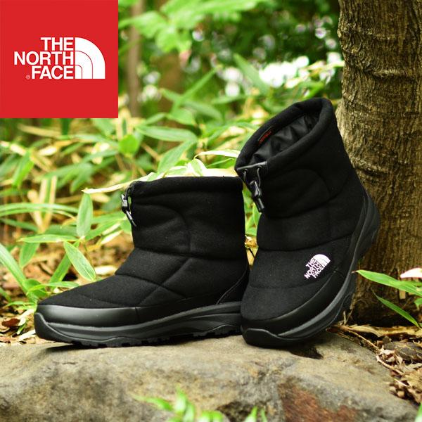 送料無料 ウール ヌプシ ブーツ ザ・ノースフェイス THE NORTH FACE Nuptse Bootie Wool V Short ヌプシ ブーティー ウール V ショート メンズ レディース アウトドア スノー シューズ スノトレ 靴 ザ ノースフェイス nf51979