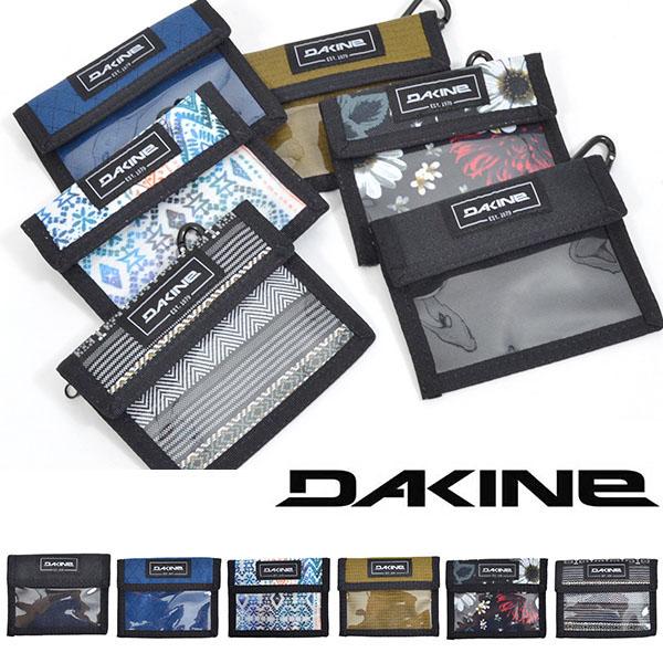 ゆうパケット対応可能! パスケース DAKINE ダカイン メンズ PASS CASE カラビナ付き コインケース チケットホルダー スノーボード スノボ スキー 日本正規品 AI237-211 AI237211 18/19 20%off