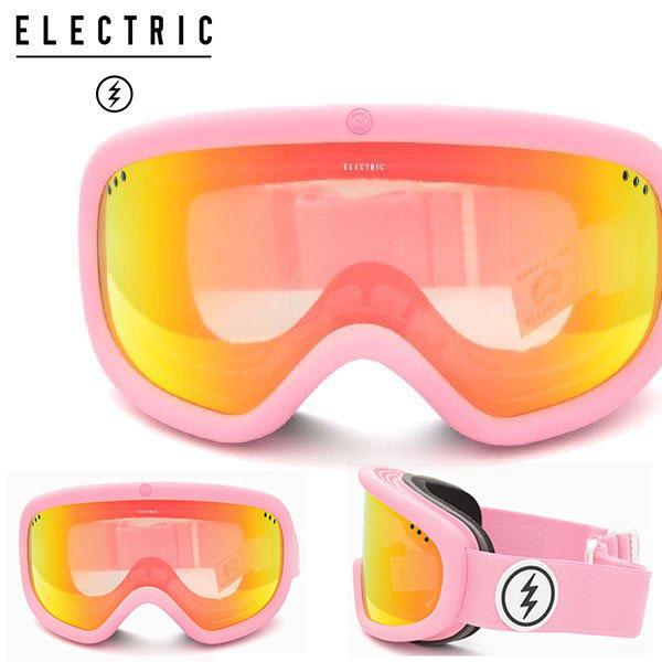 送料無料 スノーゴーグル ELECTRIC エレクトリック CHARGER W チャージャー アジアンフィット 日本正規品 レディース スノボ スノー ボード 平面レンズ 得割25