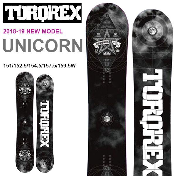 送料無料 TORQREX トルクレックス ボード UNICORN ユニコーン 板 スノーボード メンズ 紳士 スノボ キャンバー 157.5 159.5 25%off