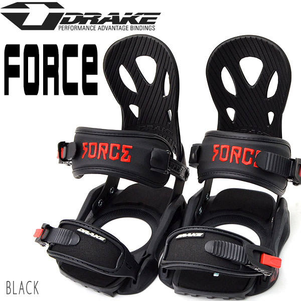 28.5-31.5cm 大きい足用 送料無料 DRAKE ドレイク バインディング FORCE メンズ スノーボード BINDING ビンディング
