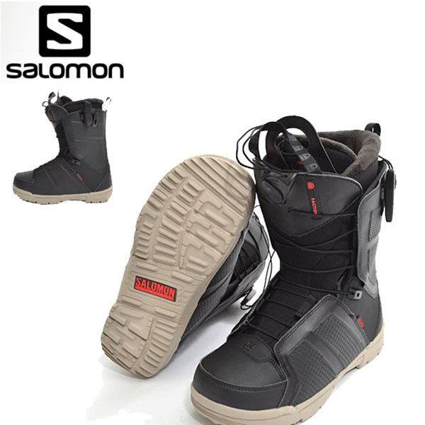 送料無料 SALOMON サロモン スノーボード ブーツ クイックレース システム FACTION ファンクション メンズ スノボ ブーツ クイックレース