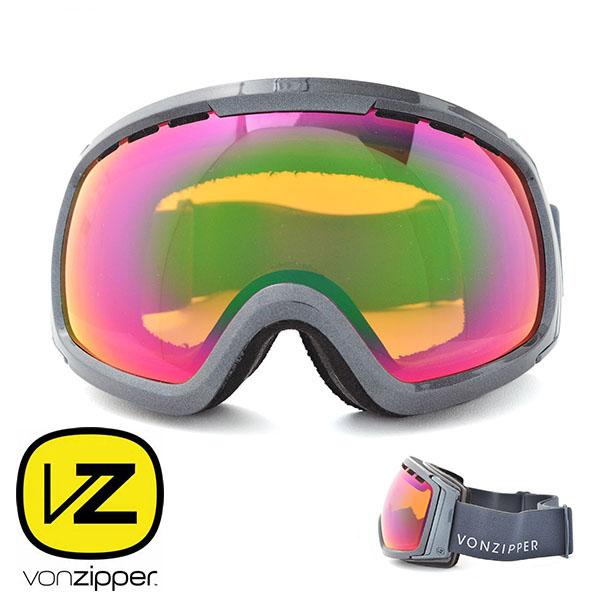 送料無料 スノーゴーグル VONZIPPER ボンジッパー メンズ レディース FEENOM N.L.S. TRU-DEF レンズ 球面レンズ スノーボード スノボ スキー スノー ゴーグル AF21M-703 日本正規品 50%off 半額