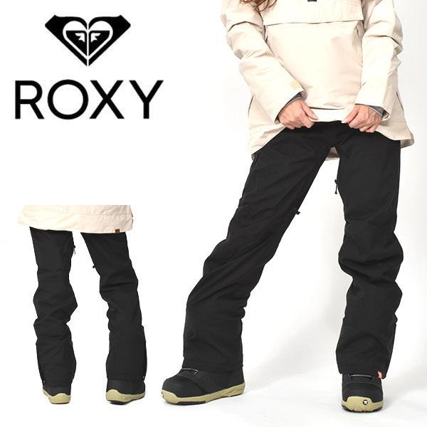 送料無料 スノーボードウェア ROXY ロキシー レディース スノーパンツ SYMBOL PT ブラック 黒 スノーボード スノボ スキー スノー ウェア ウエア パンツ ERJTP03096 20%off