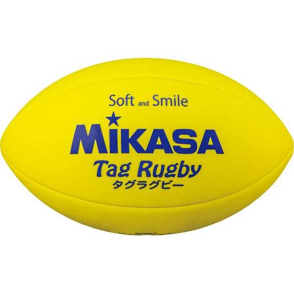 ミカサ スマイル タグラグビーボール 大人気! #TRSY 割引クーポン有 ミカサ: MIKASA アウトドア ラグビー ボール 男女兼用 スポーツ