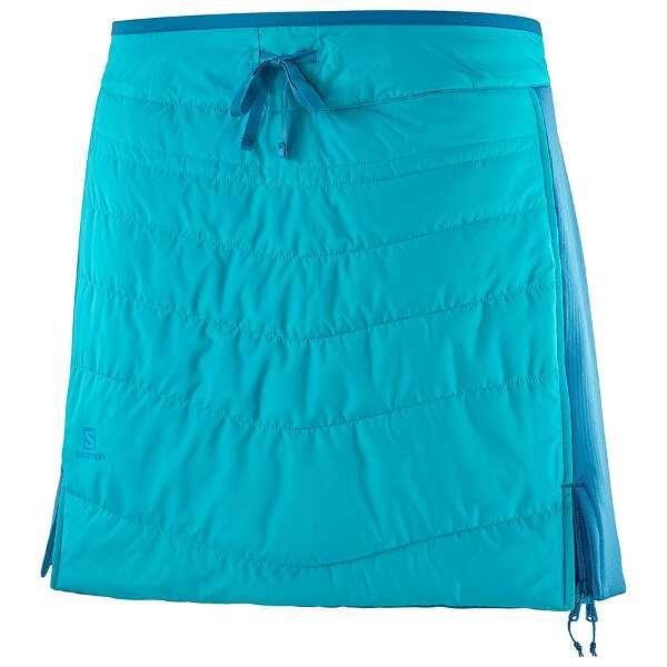 送料無料 NEW ARRIVAL サロモン DRIFTER MID スカート W レディース サイズ:EU S ウエスト70-75 サロモン: スポーツ SALOMON 定番 #LC1146700 ウェア アウトドア カラー:タイルブルー×ライオンブルー キャンプ 割引クーポン有