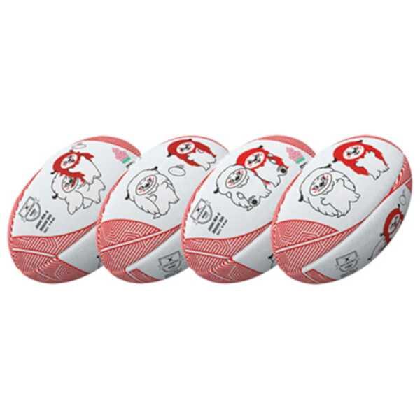 ギルバート レンジー JRFUマスコットボール ラグビーボール 5号球 #GB-9311 割引クーポン有 ファクトリーアウトレット ボール GILBERT ギルバート: アウトドア ラグビー 即出荷 スポーツ