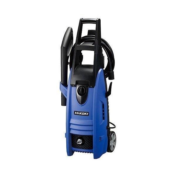 ホイール付で移動がラク HiKOKI 家庭用高圧洗浄機 FAW105 水道接続式(高圧ホース10m・水道接続ホース3m付)