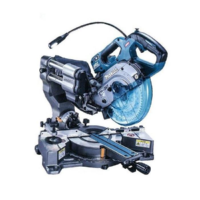 マキタ 40Vmax 165mm 充電式スライドマルノコ LS001GZ 本体・鮫肌チップソーのみ 】(バッテリ・充電器別売)