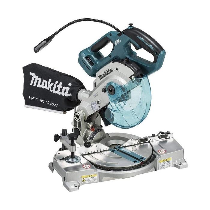マキタ 18V 充電式卓上マルノコ LS600DZ アルミベース仕様 本体のみ(レーザー・LEDライト付/ノコ刃・バッテリ・充電器別売)