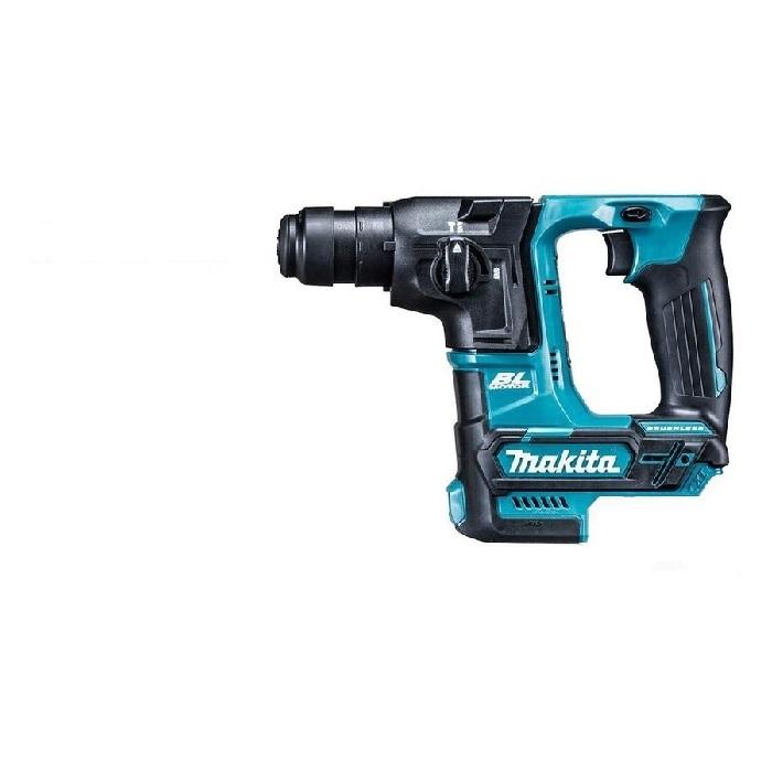 マキタ 10.8V 16mm 充電式ハンマドリル(SDSプラス)HR166DZK 本体のみ(ケース付/バッテリ・充電器・ビット別売)
