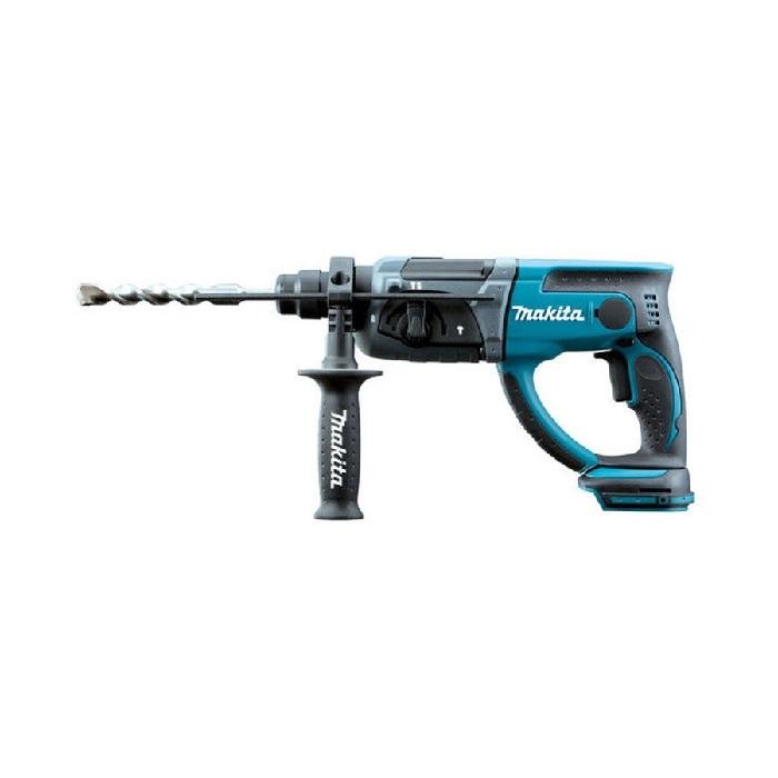 マキタ 18V 20mm 充電式ハンマドリル(SDSプラス)HR202DZK 本体のみ(ケース付/バッテリ・充電器・ビット別売)