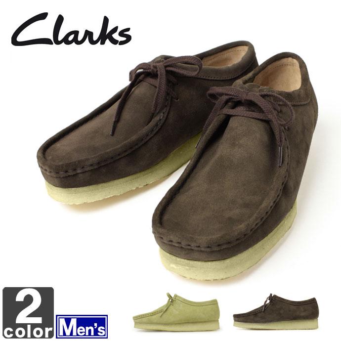 カジュアルブーツ クラークス Clarks メンズ ワラビー 26103760 26103925 1503 送料無 Wallabee クレープソール カジュアル ワラビーブーツ シューズ スウェード