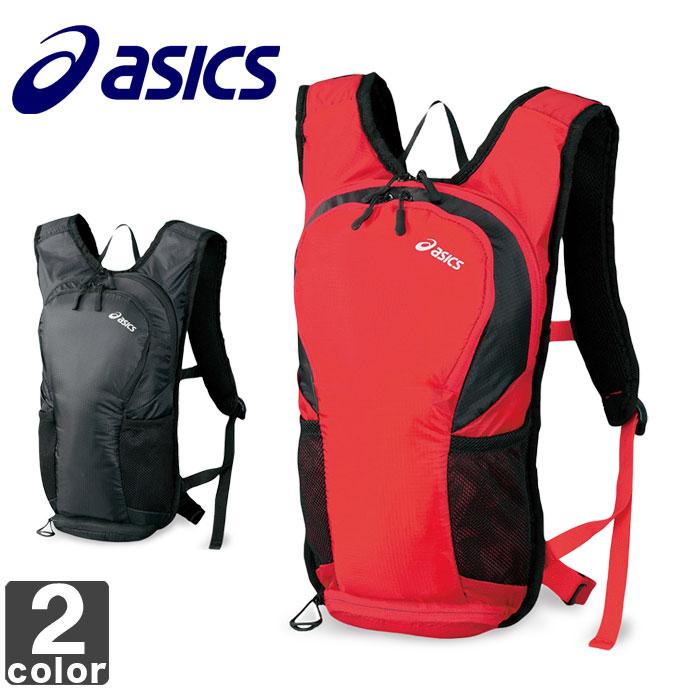 アシックスランニング バックパック 4 EBM404 1708 バッグ かばん 鞄 リュック ランナー スポーツ アウトドア レジャー 運動 ランニング ジョギング