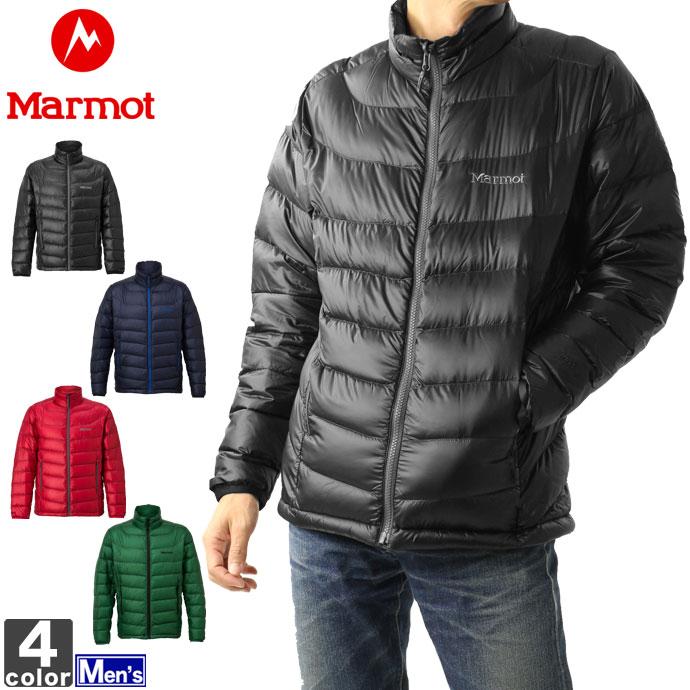 ジャケット マーモット Marmot メンズ 1000 イーズ ダウンジャケット TOMMJL34 1810 送料無 上着 スタンドカラー 軽量 保温性 はっ水 アウトドア アウター ダウン