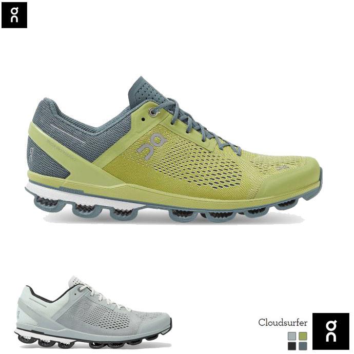 《送料無料》オン【On】メンズ シューズ クラウド サーファー 2499959M 2499961M 1901 靴 スニーカー ランニング ジョギング スポーツ 運動 練習 通気性 ランニングシューズ ローカット