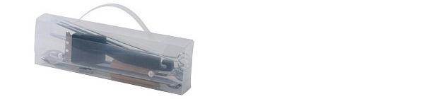 LOGOS (ロゴス) BBQツールセット 81331001 1602 アウトドア キャンプ 用品 アクセサリー ツール