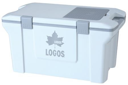 《送料無料》LOGOS (ロゴス) アクションクーラー50(ホワイト) 81448031 1602 【※数量1の注文で4点になります】 アウトドア キャンプ 用品 アクセサリー ツール