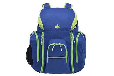 LOGOS(ロゴス) LOGOS 林間リュック(レインカバー付き)(ダークブルー) 88240110 1602 アウトドア バッグ 鞄 かばん アクセサリー