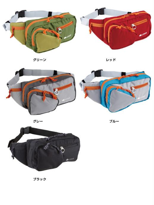 LOGOS(ロゴス) サーマウントヒップ 88250123 1602 アウトドア バッグ 鞄 かばん アクセサリー